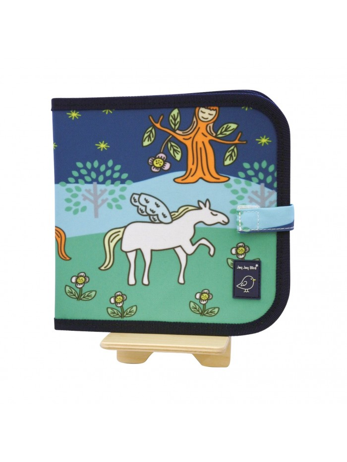 Carte de colorat refolosibilă - Mitologia greaca - Color It & Go erasable book - Greek Mythology - Jaq Jaq Bird