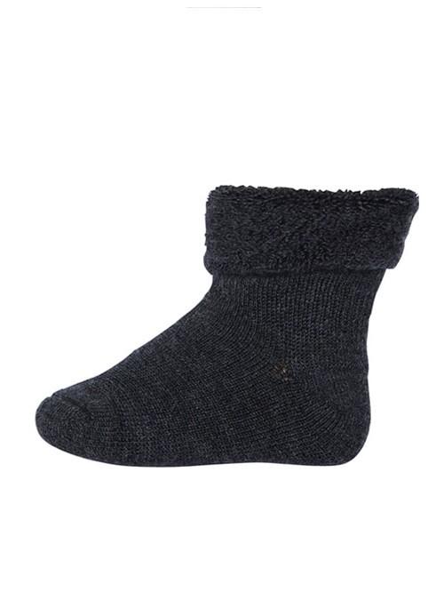 Sosete groase lână Wool Terry - mp Denmark - Dark Grey