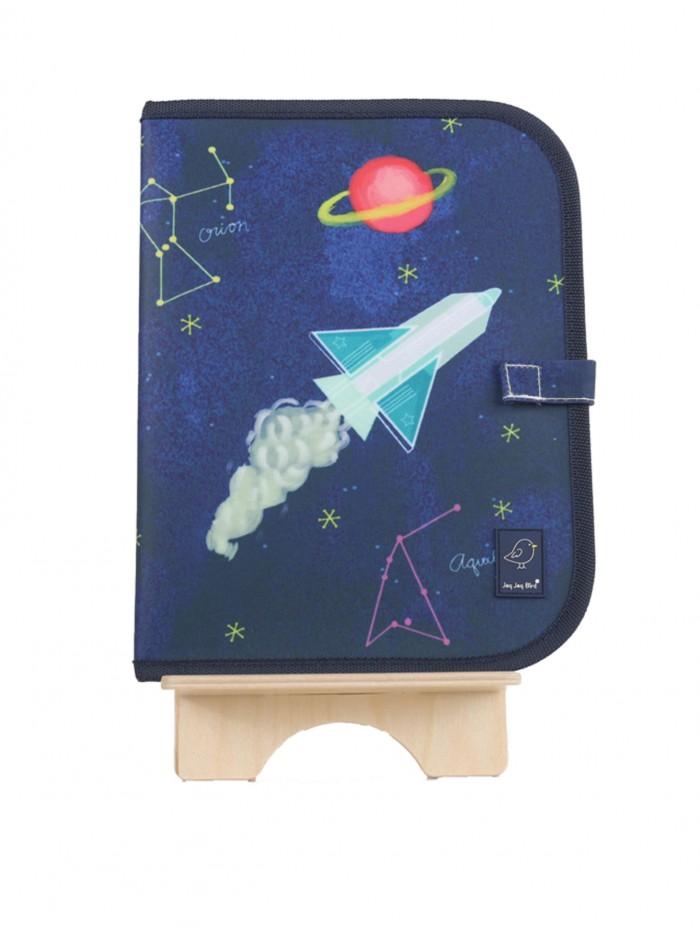 Planșă napron pentru desen - Constellation - Doodle it & Go erasable mat - Jaq Jaq Bird