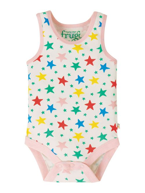 Maiou din bumbac organic - Frugi - Multi Star