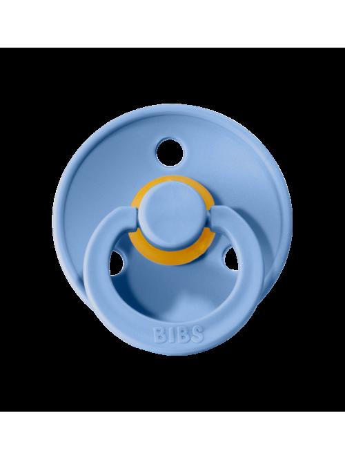 Suzetă BIBS -  Sky Blue - mărimea 1 (0-6 luni)