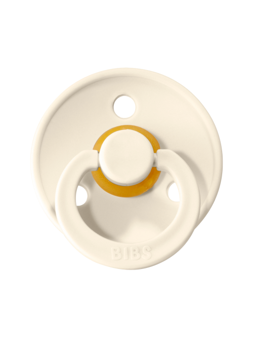 Suzetă - BIBS - Ivory - mărimea 1 (0-6 luni)