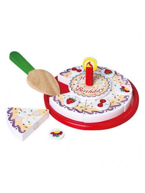 Tort feliabil din lemn - Viga