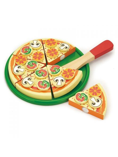 Pizza feliabila din lemn - Viga