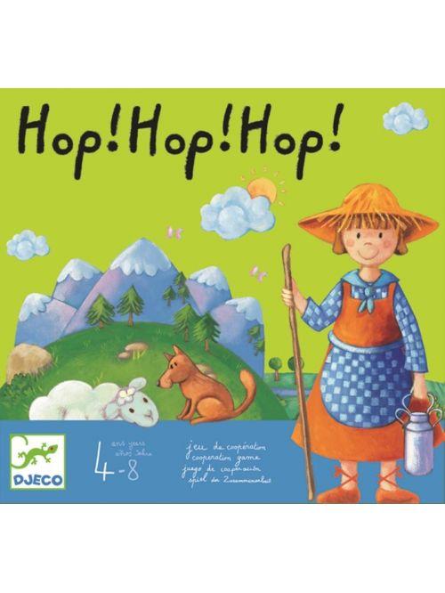 Joc de cooperare Hop hop hop! - Djeco