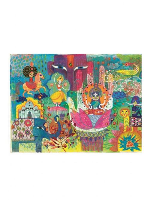 Puzzle - Djeco - India