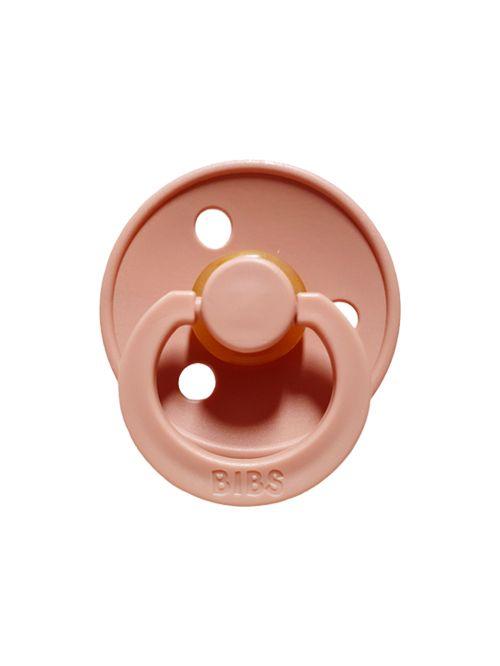 Suzetă BIBS - Peach - mărimea 1 (0-6 luni)