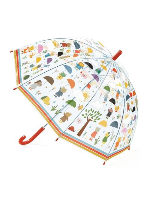 Umbrelă Djeco Ploaie de vară