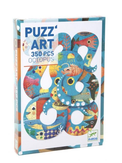 Puzzle - Octopus - Djeco