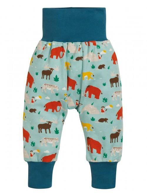 Pantaloni din bumbac organic – Frugi - Prehistoric Pals