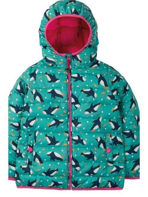Jachetă waterproof, pliabilă - Frugi  - Penguin Paddle